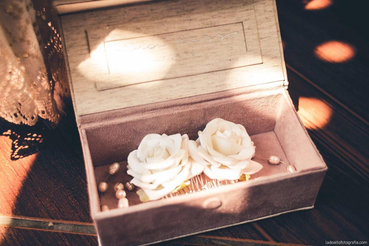 Homenagem à entes queridos no casamento