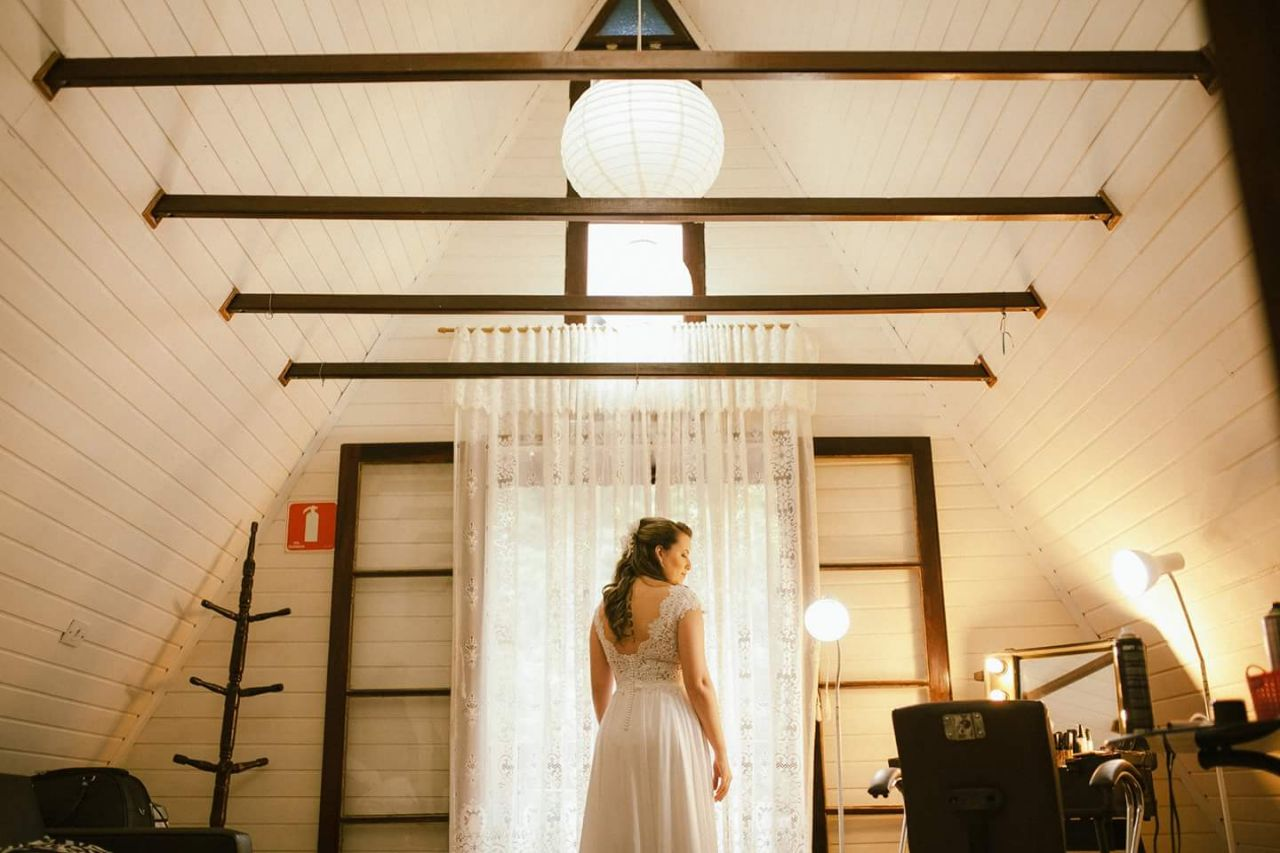 Barra do Vestido de Noiva • Nomes das Solteiras